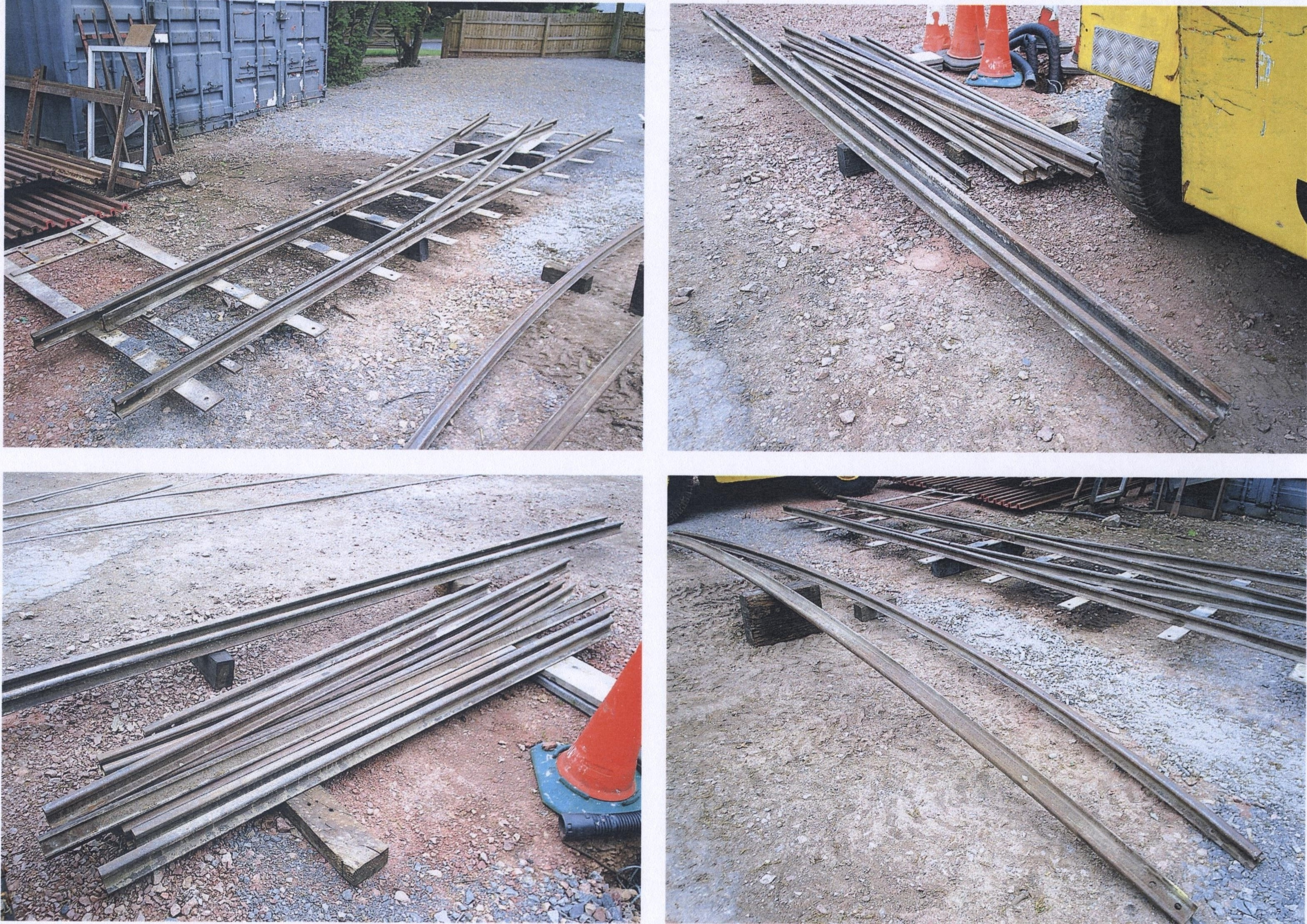 Industrial Narrow Gauge Railwa...